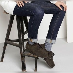 Birkenstock Maine Lace Up Shoes / Clogs 38